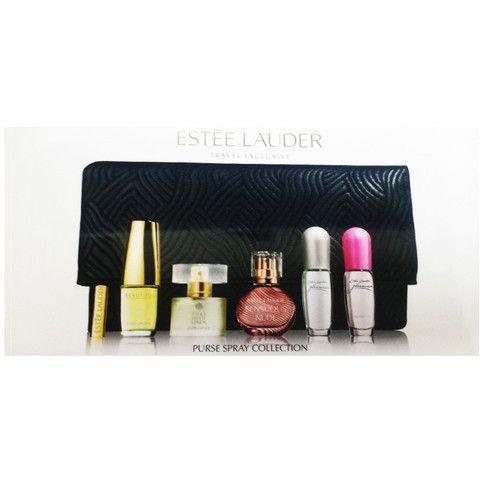Estee Lauder 6pc Travel Exclusive Purse Spray Collection (W)