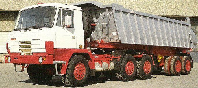 Tatra T815 NT 6x6.1
