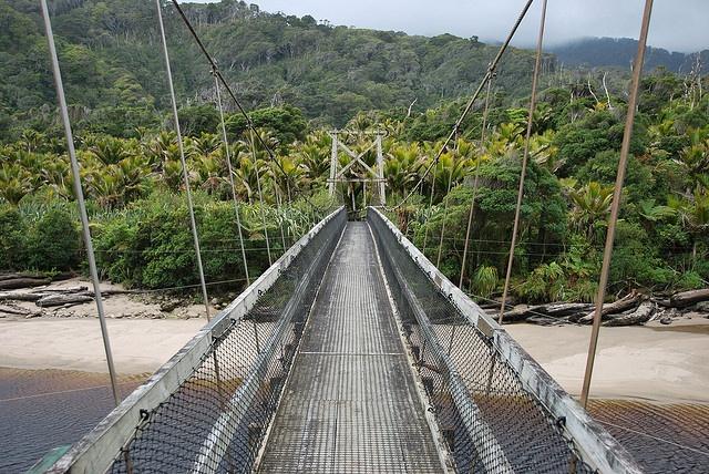 Karamea: Track 2 Hours, Zealand Scenery, Heaphy Track 2, West Coast, Photo