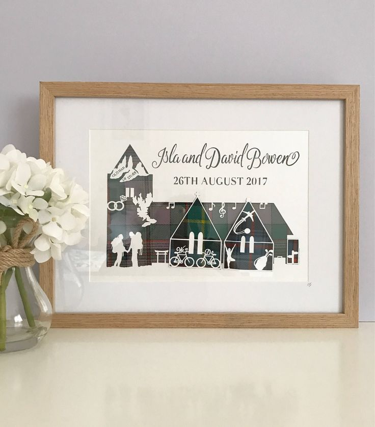 13 best Personalised Wedding Gifts images on Pinterest ...