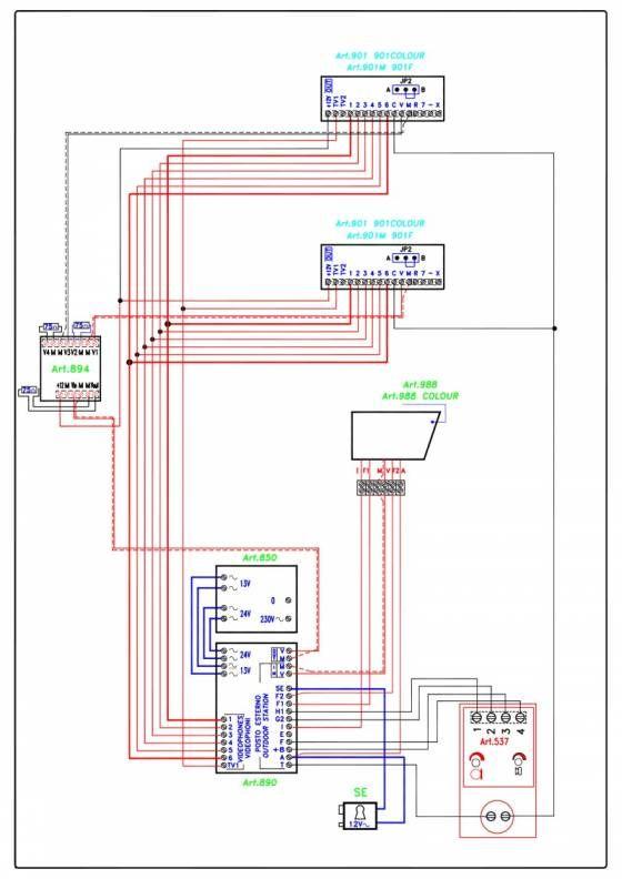 15 Videx Wiring Diagram Diagram Electrical Wiring Electrical Wiring Diagram