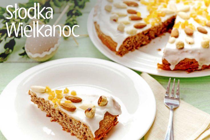 #mazurek #migdały #orzechy #czekolada #smacznastrona #tesco #przepisy #przepis #wielkanoc #tradycja