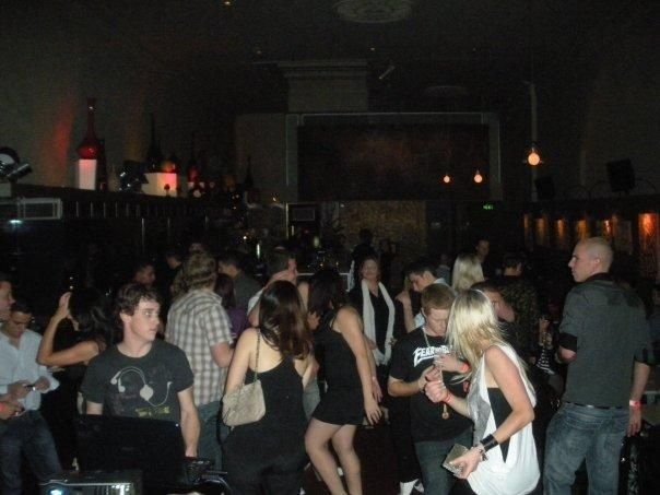 Original launch party @ The Arthouse Hotel 2