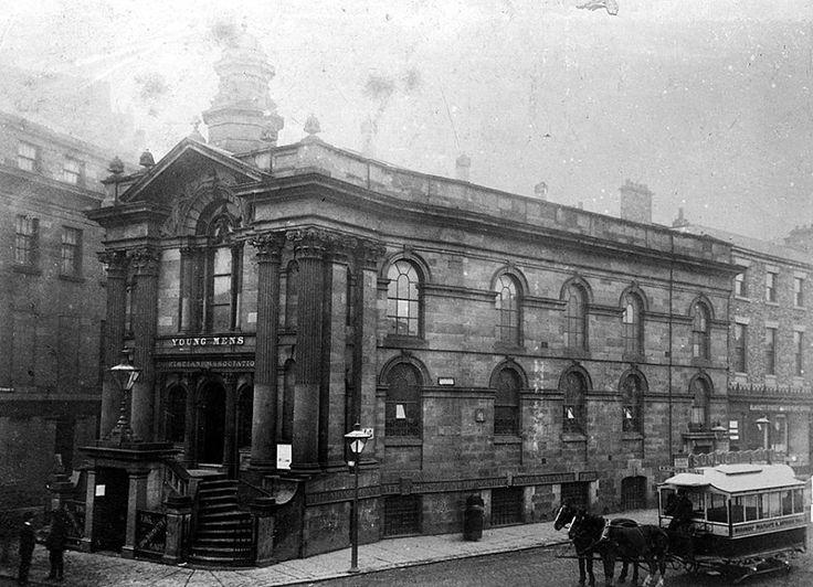 Newcastle Y.M.C.A. Blackett Street