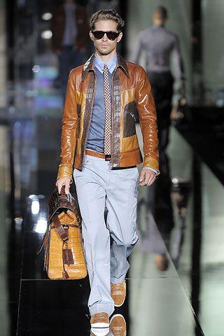 Spring 2009 Menswear - Dolce & Gabbana