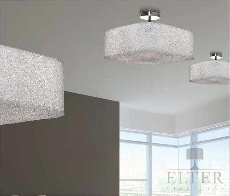 Lámpatípusok - Beltéri világítás - Mennyezeti lámpa - Azzardo Sugar 4 izzós mennyezeti lámpa