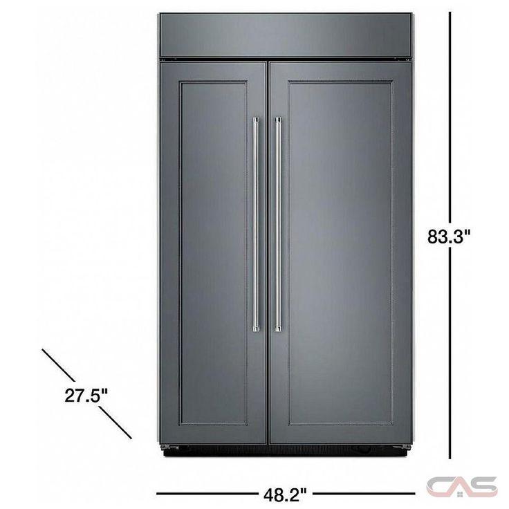 Kbsn608epa kitchenaid refrigerator canada sale best