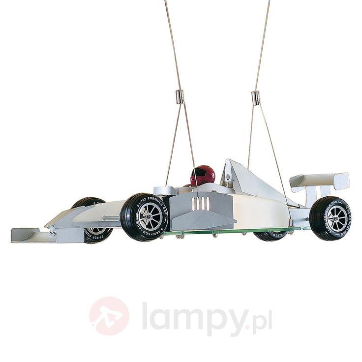 Zwinna lampa wisząca RACER 8570180