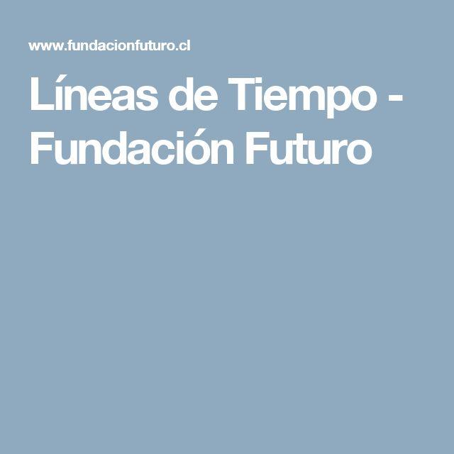 Líneas de Tiempo - Fundación Futuro