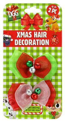 Christmas Hair Decoration Clip Strips $4.99