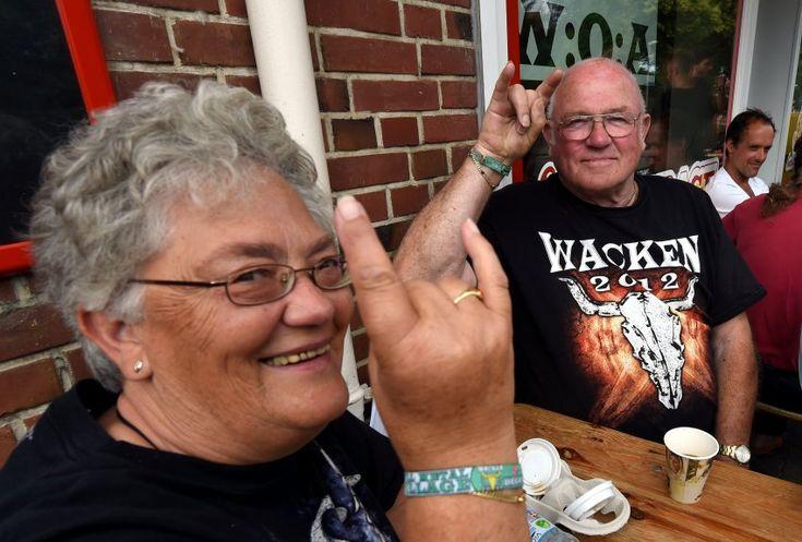 Wacken 2014: Ein deutsches Volksfest