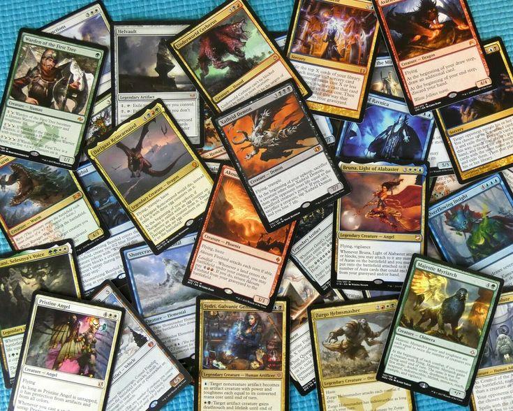 magic the gathering uncommon cards worth money