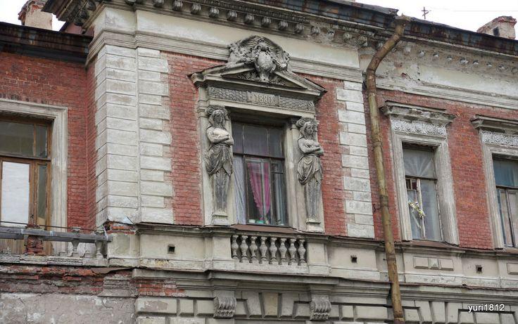 Photoblog     yuri1812: Фасады Петербурга. Английский проспект