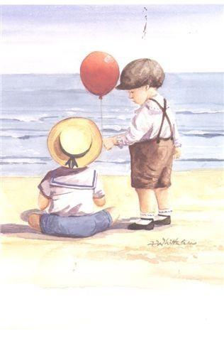 My Balloon - Faye Whittaker Arts