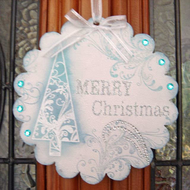 59 best crafts recycled greeting cards images on pinterest cookie cutter ornaments from greeting cards m4hsunfo