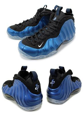 I remember these most from Mike Bibby wearing them when U of A won the championship in '97. Penny had a number of awesome shoes from Nike.