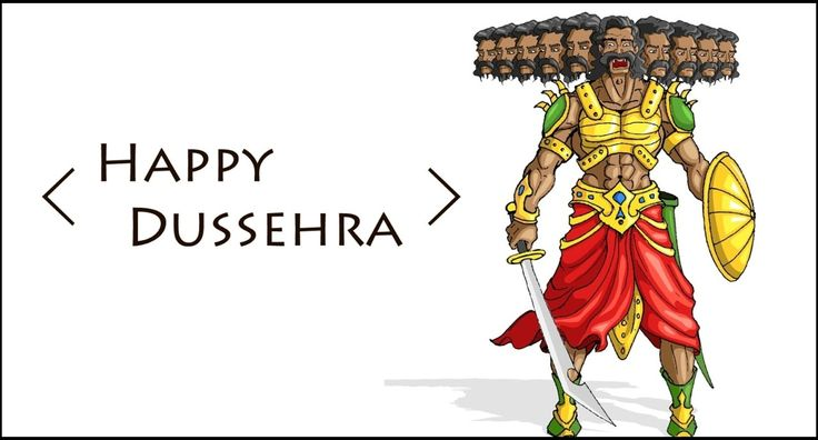Dussehra 2016 Best Wishes, Quotes, FB Status in English - Hindi