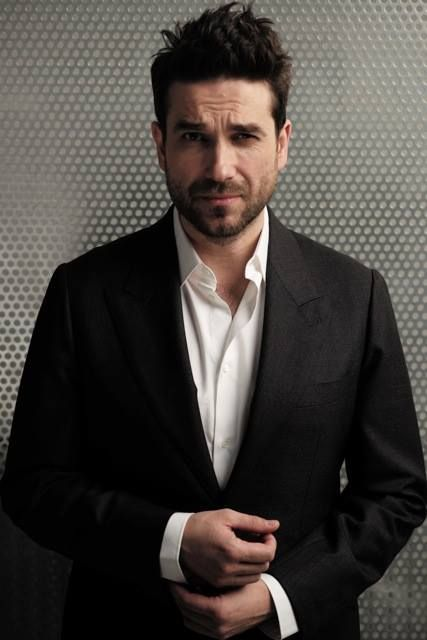 Marcin Dorocinski - Polish theater and film actor.