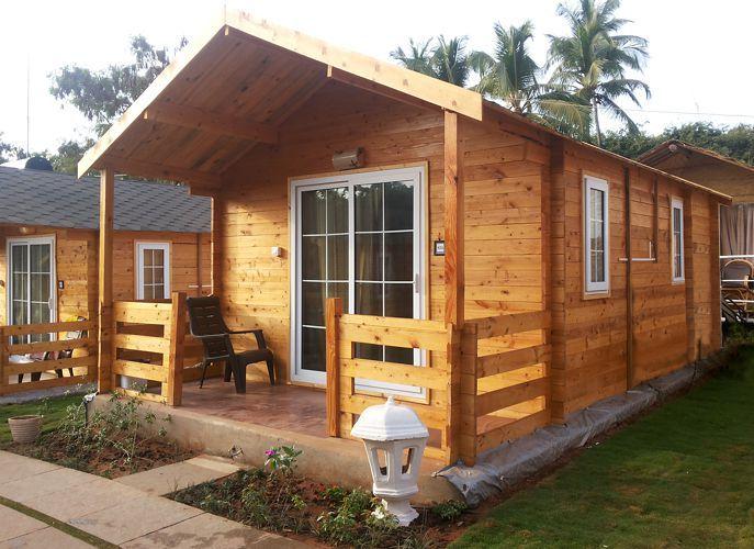 Wooden Homes Goa Resort Ideas In 2019 Prefab Cottages Wooden