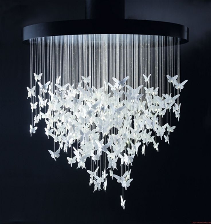 Butterfly Chandelier Cool DIY able Lamp u0026