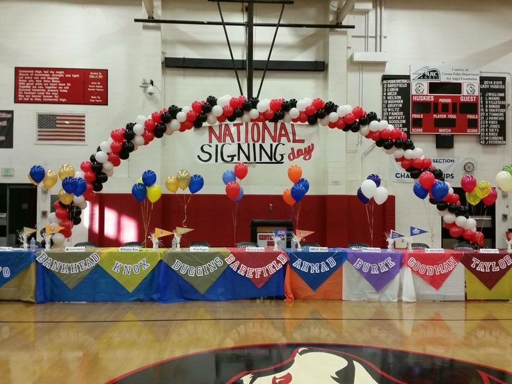 Signing day 2015 | National Signing Day | Pinterest