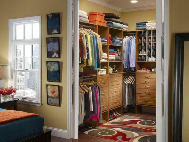 Simple Bedroom Closet Design 63 best closets images on pinterest | dresser, walk in closet and