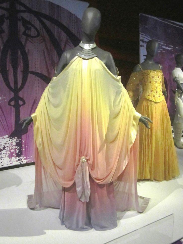The Dorky Diva: Star Wars Costume Exhibit in Seattle