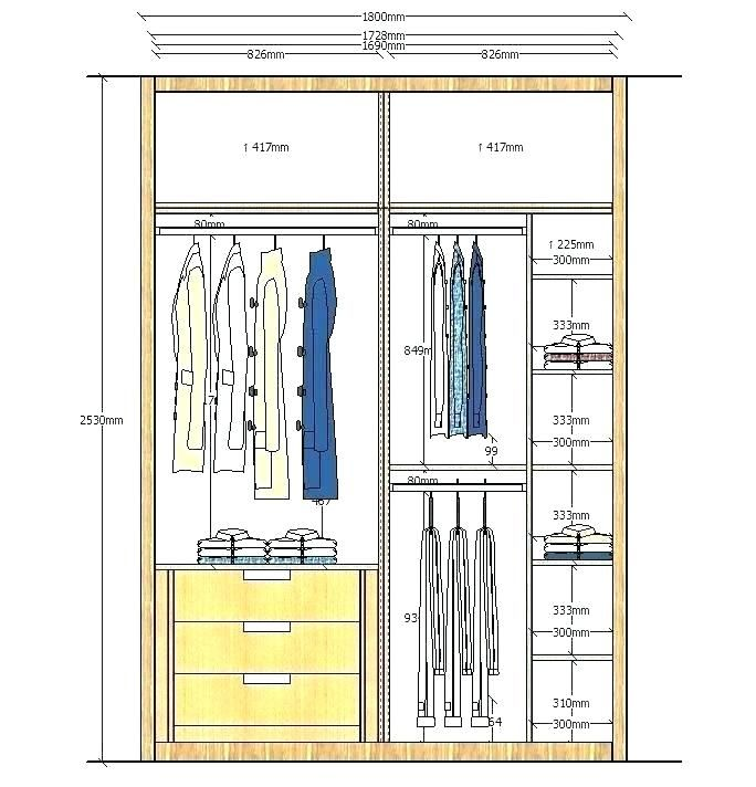 Bedroom Closet Size Closet Size Jalendecor Co In 2020 Wardrobe Design Bedroom Closet Bedroom Cupboard Design