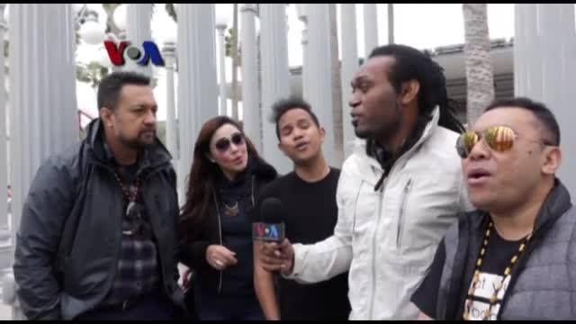 Alenia's Production, Ari Sihasale dan Nia Zulkarnaen berkolaborasi dengan grup musik Papua, Pacenogei,menggelar konser amal di kota Los Angeles, Amerika. Perjalanan ke Amerika juga digunakan untuk mempromosikan budaya dan daerah Papua ke mancanegara.  Di YouTube: https://youtu.be/nMYEzW7KLHc