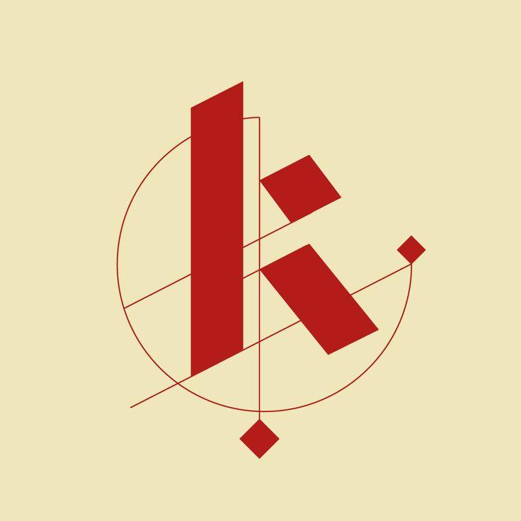 #K - Blackletter