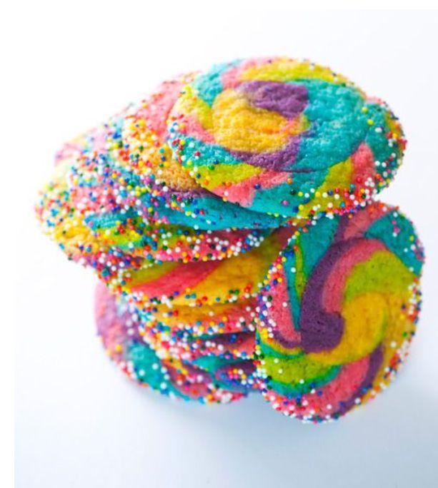 Sprinkle Cookies!!!