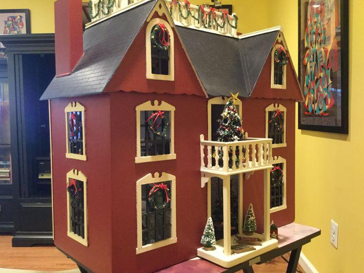 Gran's Christmas House