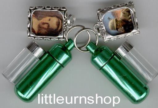 QM,Memorial Urn,Keepsake Urn,Cremation Urn,Key Chain Urn,Cremation Cylinder #KeepsakeCremationUrns