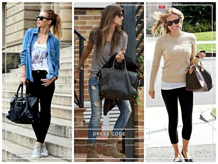 #dresscode #casual #woman
