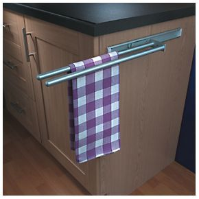 Top 25+ best Kitchen towel rail ideas on Pinterest   Diy towel ...