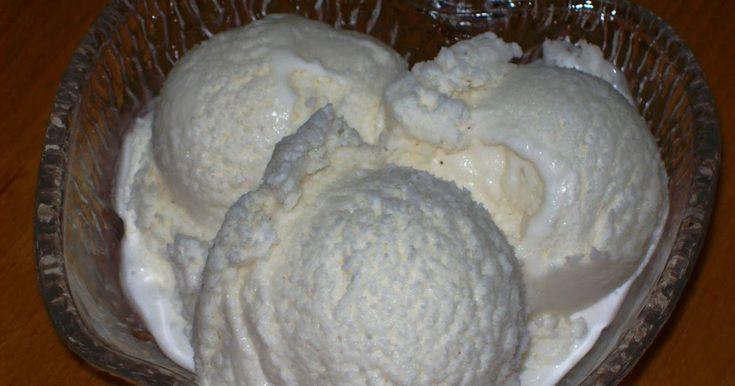 Παγωτό καϊμάκι