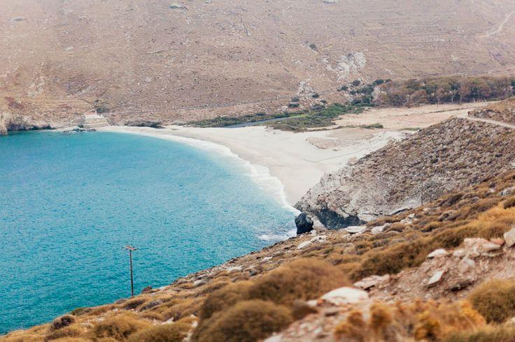 Onar resort, Andros Island, Greece