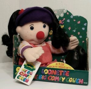 Loonette Doll From The Big Comfy Couch