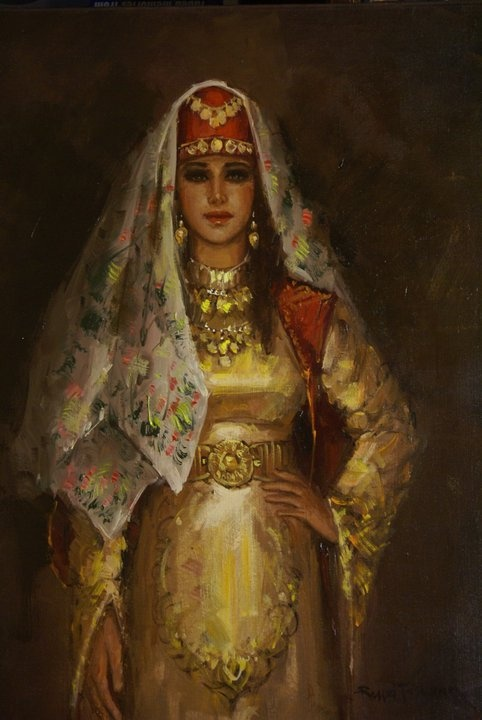 Beautiful Art Turkish #woman