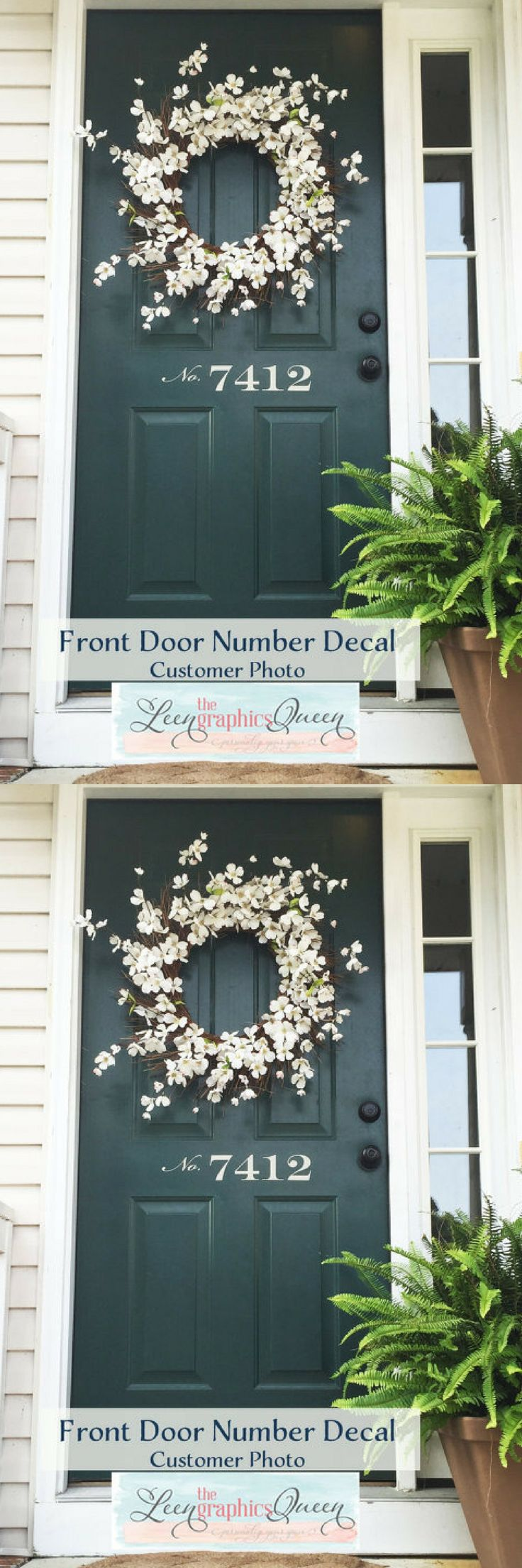 Best 25+ Door numbers ideas on Pinterest | Signage light, Sign and ...