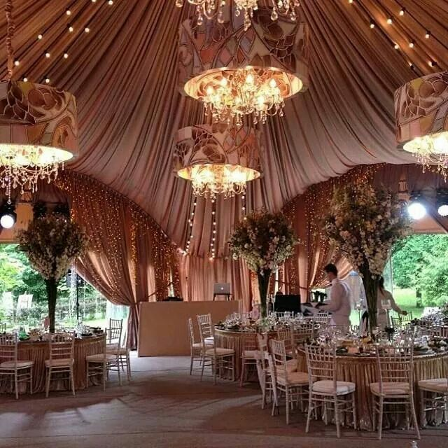 180 best Wedding Ideas: Reception Decor images on Pinterest ... Wedding Lighting Ideas For Ciling Til E A on
