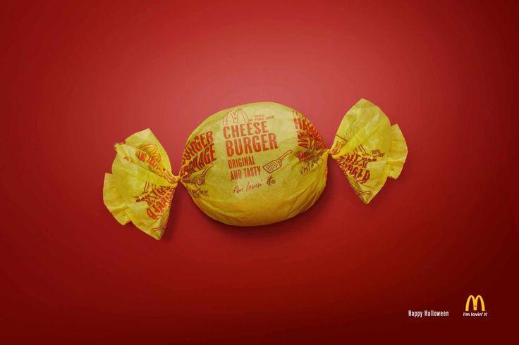 Burger Candy
