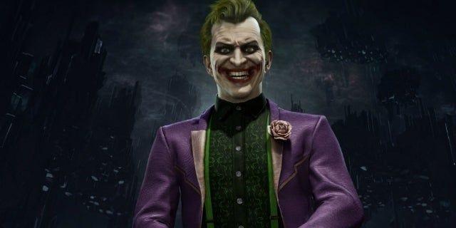 New Mortal Kombat 11 Joker Gameplay Teases Injustice 3 Mortal Kombat Joker Joker Tumblr
