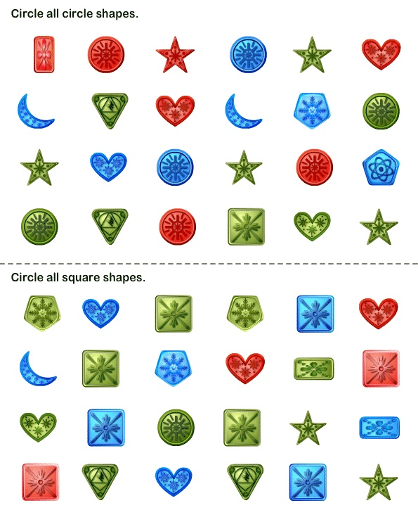 310 best images about forme on Pinterest : Shape, Maria jose and Math