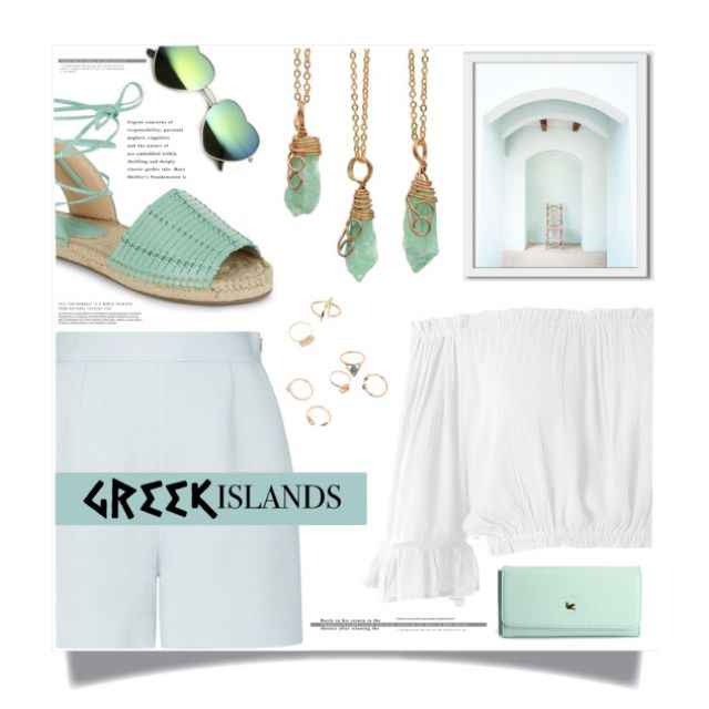 Pack and Go~Greek Goddess by meleuterio