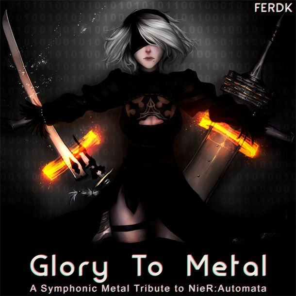 Symphonic Metal Tribute To Nier: Automata Available Now Gaming