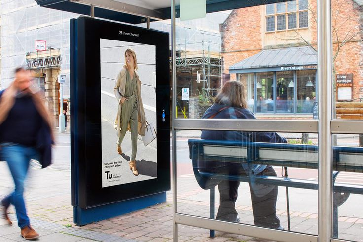 Sainsbury's Matches Outdoor Fashion Ads to Real-Time Weather Conditions - Print (Slideshow) - Creativity Online