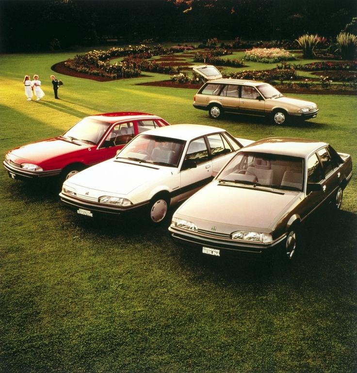 Holden Commodore VK