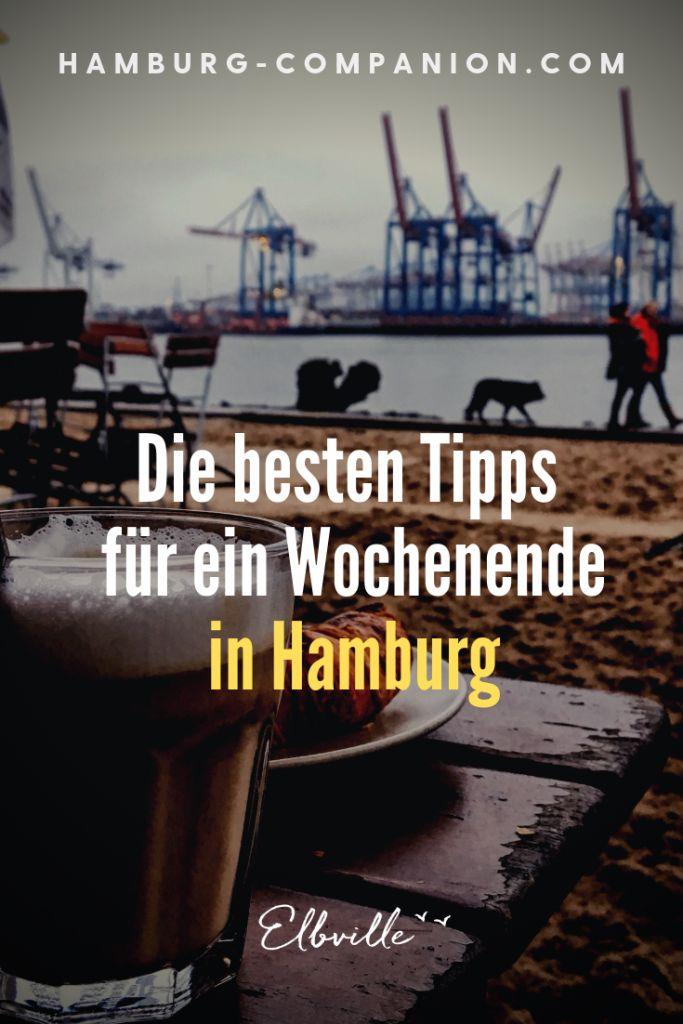 Hamburg Tipps Wochenende
