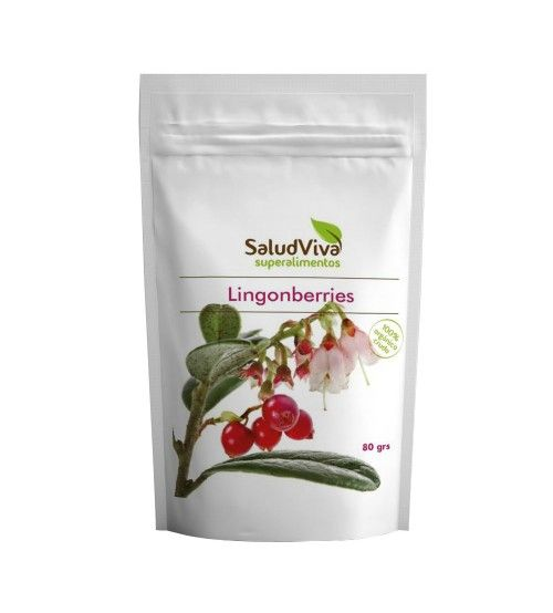 Lingonberries Polvo